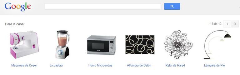google-shopping-listado